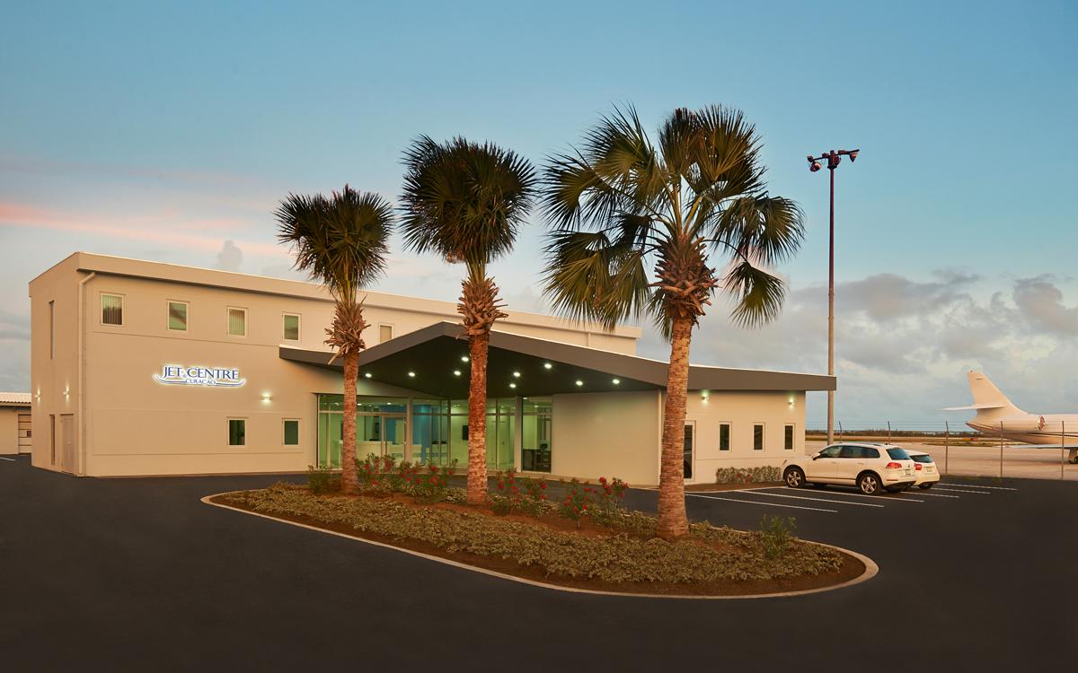Soft opening Jet Centre Curaçao