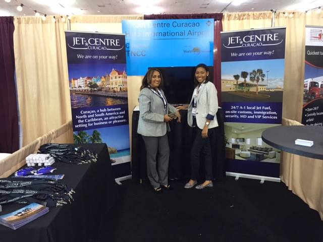 Jet Centre Curaçao introduced at NBAA SDC2015